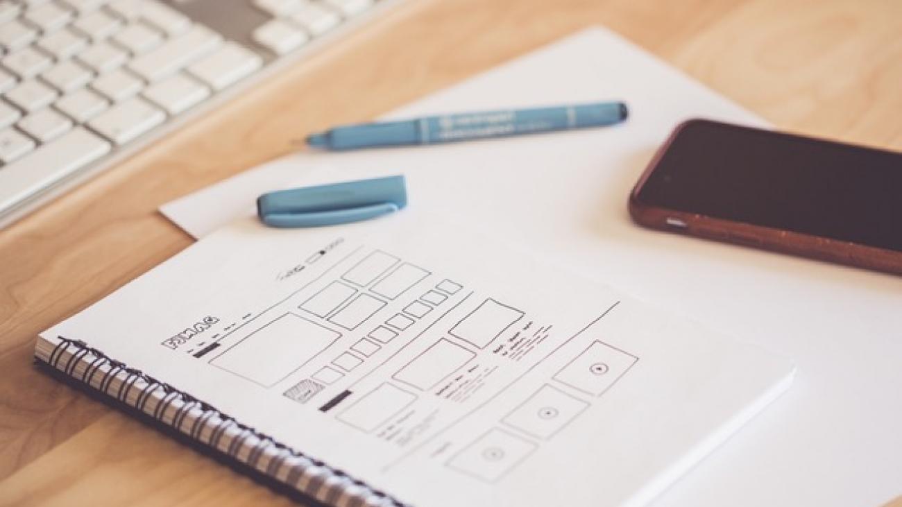 amp web design